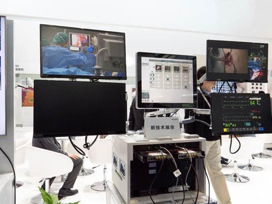 """全面拥抱4K 索尼用高清影像定""""医""""未来"""