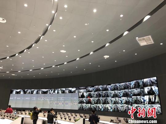 广州地铁实现实时高清视频监控 安保措施再升级